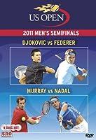 2011 US Open Men's Semifinals: Djokovic vs Federer/Murray vs Nadal [DVD] [Import]