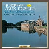 Favorite Violin Pieces by Christian Ferras (2012-05-15)
