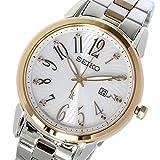 セイコー SEIKO ルキア LUKIA ソーラー クオーツ 333094011 腕時計 SUT298J1 ホワイト [並行輸入品]