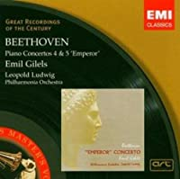 Beethoven: Conc. Piano 4, 5 - Philharmonia Orches