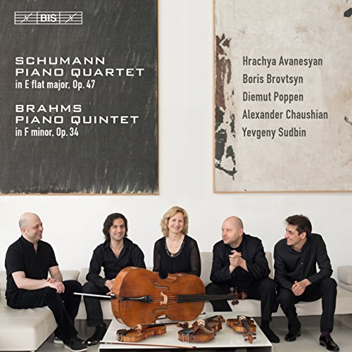 Schumann/Brahms: Piano Quartet