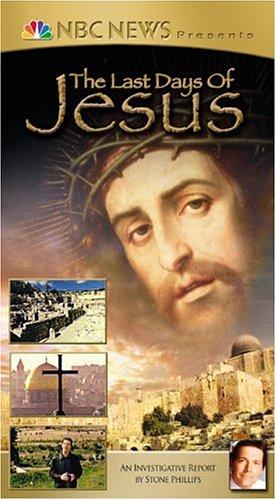NBC News Presents: The Last Days of Jesus [VHS] [Import]