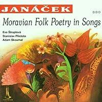 Janacek;Moravian Folk Poetry I