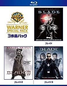 ブレイド ワーナー・スペシャル・パック(3枚組)初回限定生産 [Blu-ray]