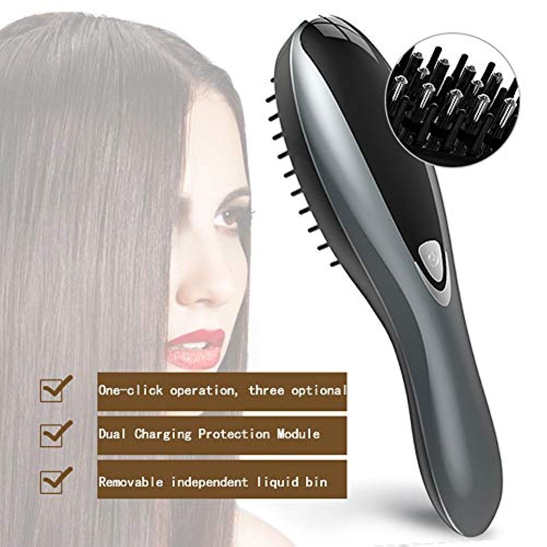 アルカトラズ島パキスタン敬礼毛の成長の櫛、レーザーの毛の成長システム、反抜け毛の毛の成長の櫛、マッサージはげかけの人そして女性のための毛の再生を促進します