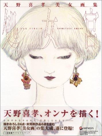 天野喜孝美女画集 処女宮の詳細を見る