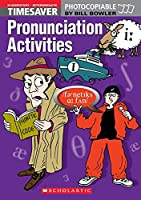 Timesaver Pronunciation Activities Elementary - Intermediate with audio CD