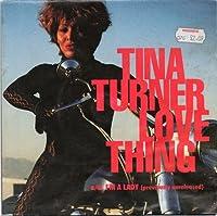 "Love Thing - Tina Turner 7"" 45"