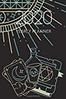 2020 Planner: Fortune Teller: Yearly Planner (6 x 9 inches, 136 pages)