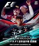 ユーロピクチャーズ その他 2015 FIA F1世界選手権総集編 完全日本語版 ブルーレイ版 [Blu-ray]の画像