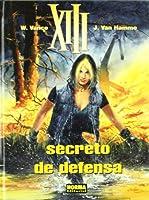 XIII, 14 : secreto de defensa