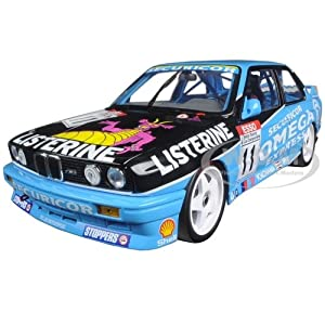 BMW M3 E30 Vic lee Motorsport #11 Will Hoy Champion BTCC 1991 Limited Edition to 666pcs 1/18 Diecast Model Car by Minichamps サイズ : 1/18 [並行輸入品]