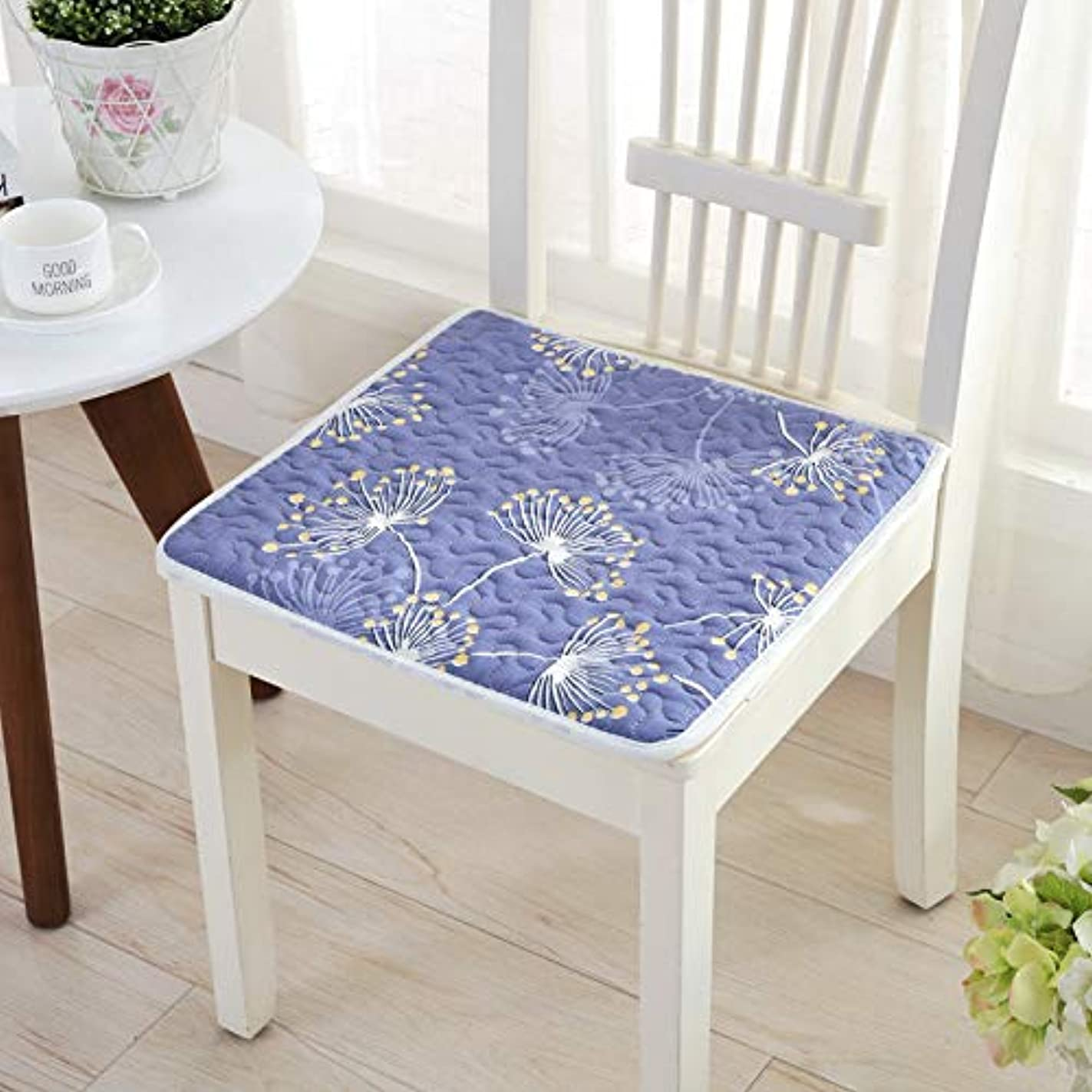 体納屋ジャムLIFE 現代スーパーソフト椅子クッション非スリップシートクッションマットソファホームデコレーションバッククッションチェアパッド 40*40/45*45/50*50 センチメートル クッション 椅子