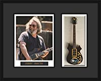 Jerry Garcia Guitar Shadowbox Shadow Box Frame Tiger