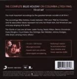Lady Day: the Complete Billie Holiday on Columbia 1933-1944 画像