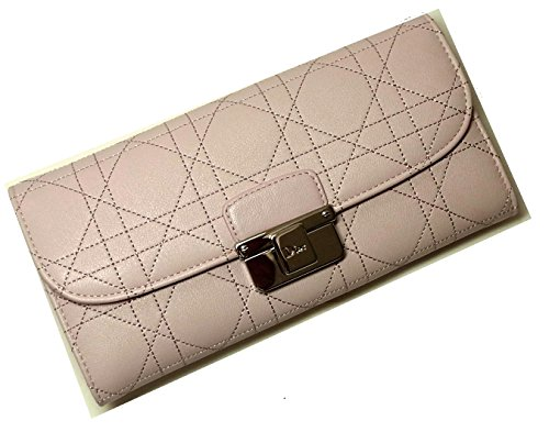 (ディオール)Christian Dior 財布 レディース カナージュ DIORLING ミニクラッチウォレット S0060PVBP-227U CD-1719 [並行輸入品]