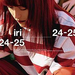 iri「24-25」のジャケット画像