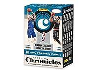 2019 Panini NBA Chronicles 2019パニーニNBAクロニクルズバスケットボール トレーディングカードブラスターボックス英語版 [並行輸入品]