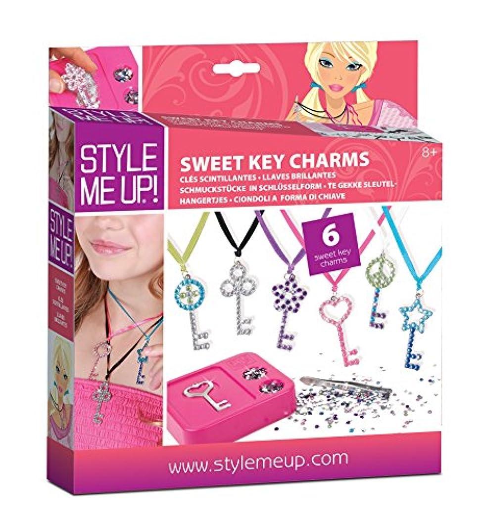 不正花火水分Sweet Key Charms