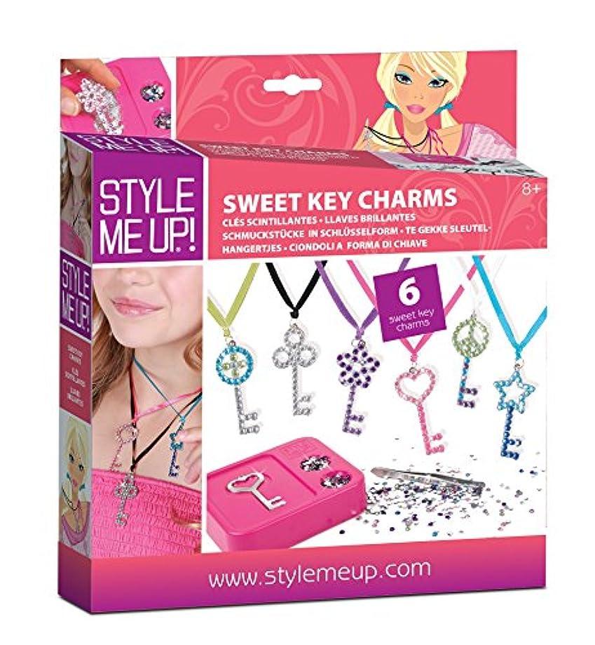 敏感な第二布Sweet Key Charms