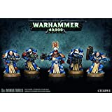 Adeptus Astartes Space Marine Sternguard Veteran Squad Warhammer 40000