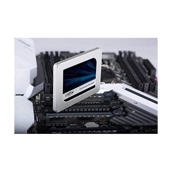 Crucial SSD 500GB 7mm /...の紹介画像7