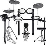 ヤマハ 電子ドラムセット ドラム椅子・ペダルセット付属 DTX562KFS