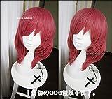 ラブライブ 西木野 真姫 変装用耐熱ウィッグ 専用ネット付 コスチューム用小物 フリーサイズ