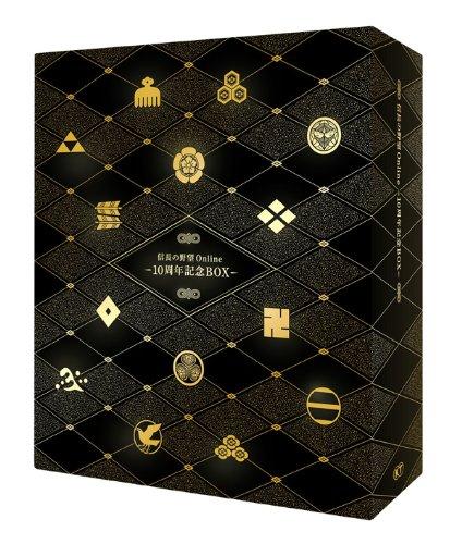 信長の野望Online 10周年記念BOX - PS3