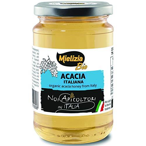 アカシアの有機ハチミツ 400g