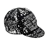 Cinelli - Riders Collection Cap / Chas Christiansen - Black/White