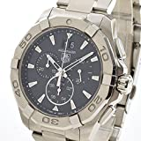 [タグホイヤー]TAG Heuer 腕時計 アクアレーサー クロノグラフ CAY1110.BA0927 中古[1272459] 付属:国際保証書 ボックス