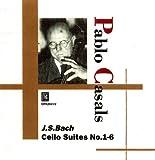 J.S. バッハ:無伴奏チェロ組曲全曲 (2CD) 画像