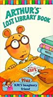 Arthur's Lost Library Book [VHS]【CD】 [並行輸入品]