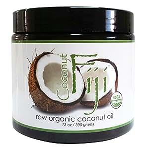 エキストラバージン ココナッツオイル390g 食用 ココナッツフィジー オーガニック認証取得原料 有機ココヤシ100%