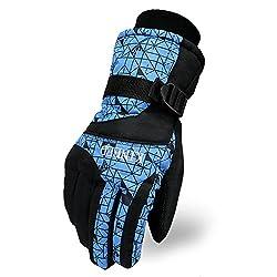 Tomoto防撥水 防寒 透湿 アウトドア 冬用 バイク マリンレジャー 登山 バイク スキー 手袋グローブ 男性用 女性用