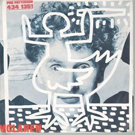 Duck for the oyster (1983) / Vinyl single [Vinyl-Single 7'']