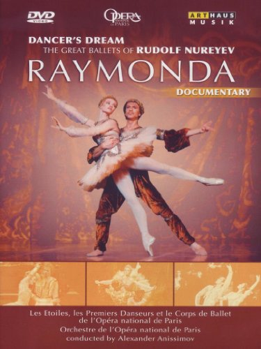 Dancer's Dream Great Ballets Nureyev [DVD] [Import]