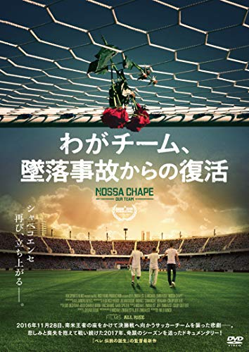 わがチーム、墜落事故からの復活 [DVD]