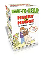 Henry and Mudge The Complete Collection: Henry and Mudge; Henry and Mudge in Puddle Trouble; Henry and Mudge and the Bedtime Thumps; Henry and Mudge in the Green Time; Henry and Mudge and the Happy Cat; Henry and Mudge Get the Cold Shivers; Henry and Mudge under the Yellow Moon, etc. (Henry & Mudge)