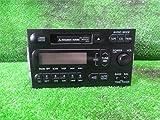 三菱 純正 デリカスペースギア PA PB PC PD PE PF系 《 PD8W 》 ラジカセ P10300-16001165