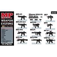 AFM MP ウエポン システムズ 14パーツセット ブラック