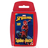 Top Trumps Spider Man Card Game