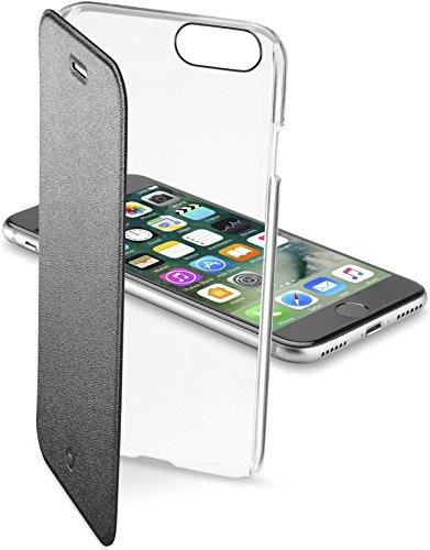 Cellularline iPhone7 ケース 手帳型 ブラ...