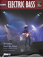 Alfred 00-22910 Complete Electric Bass Method- Beginning Electric Bass - Music Book