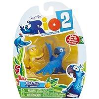 Rio 2 Blu & Nico 2 pack movie figure