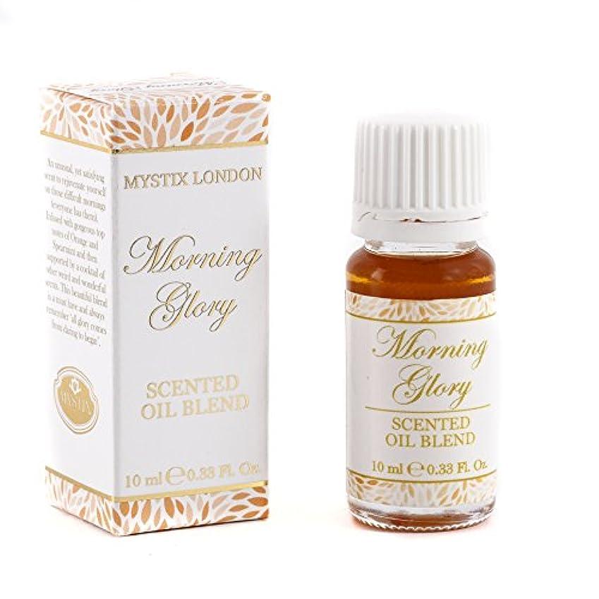 半導体抹消石油Mystic Moments   Morning Glory - Scented Oil Blend - 10ml