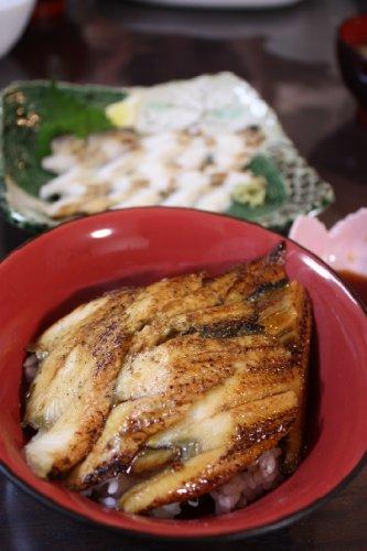 瀬戸内海産あなご白焼き50gが3個(わさび、刺身醤油付き)とあなご蒲焼き60gが3個(タレ付き)の焼きあなごギフトセット(冷凍)