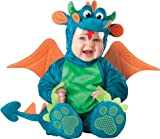 Best InCharacterコスチューム - InCharacter Baby Dinky Dragon Costume, Teal/Green, Large Review