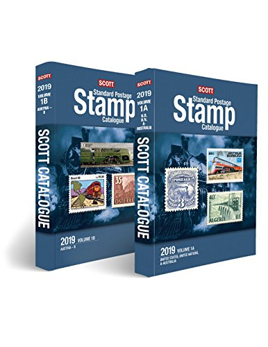 Download Scott Standard Postage Stamp Catalogue 2019: United States, United Nations, A-Australia and Austria-B (Scott Catalogues) 0894875426